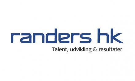 Randers HK hænger på i top-8