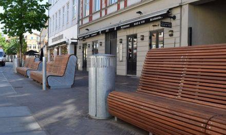 Randers: Renovering af Storegade markeres med fest
