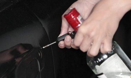 Randers: Spritbilist påkørte kvindelig bilist