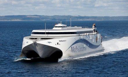 Avis: Milliardær overvejer bud på Mols-Linien