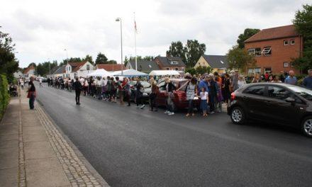Norddjurs : Præster deltager i protest mod asylcenter-hærværk