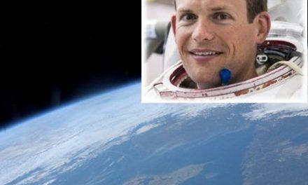 Astronauten til Randers bibliotek
