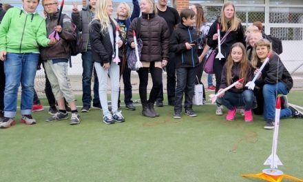 Science Camp Randers eksporteres til Viborg