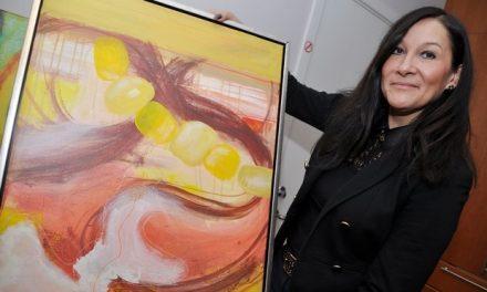 Kreativ erhvervskvinde runder 25 år i branchen