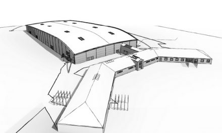 Randers Byråd gir startskud til hal på Langvang