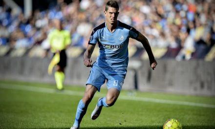 Jonas Borring har forlænget med Randers FC