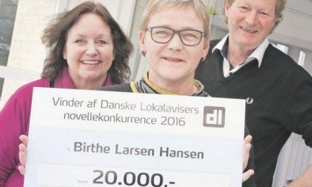 Vinderen af Danske Lokalavisers novellekonkurrence er fundet