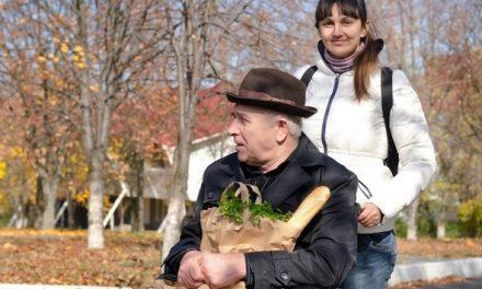 Tilfredshed blandt frivillige på ældreområdet
