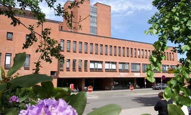 Grønt lys til stor udvidelse og renovering af Regionshospitalet Randers