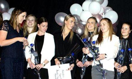 Håndboldpiger fra Randers HK er årets sportsnavn