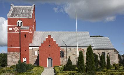 Koncert i Ålum Kirke