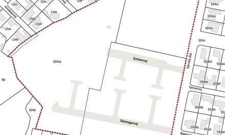 Nu udbydes byggegrundene ved Kærsmindebadet – fra 1,1 mio.kr.