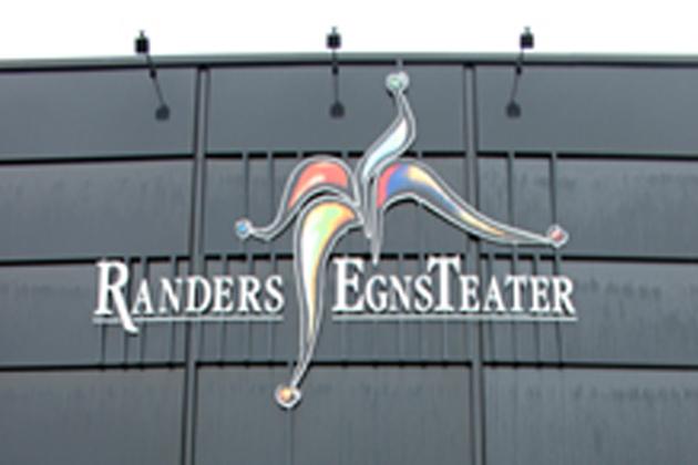 Randers Egnsteater bliver regionalt kraftcenter
