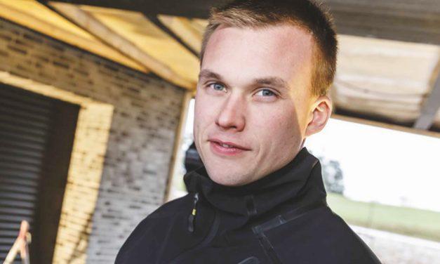 Stevnstrup-tømrer indstillet til Årets arbejdsmiljøpris 2017