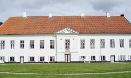 Ture til Midtjyllands herregårde