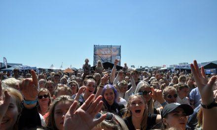 Sommeren svøbte sig om ABC Beach Party