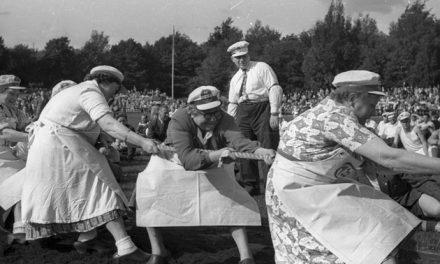 Randers fester på gamle fotos