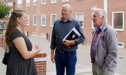MF'er på rundtur til projekter i Randers