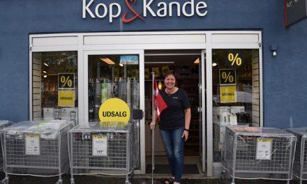 Kop & Kande fejrer 40 års jubilæum