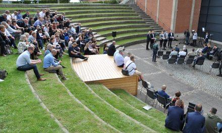 Socialdemokratisk topmøde i Randers