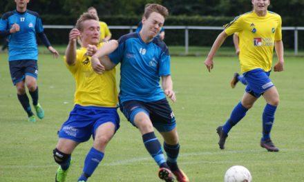 Masser af unge talenter i Randers-fodbold, men…