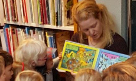 Hør en historie på Randers Bibliotek