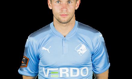 Frederik Lauenborg og Randers FC forlænger samarbejdet