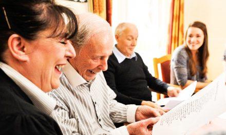 Fortæl for Livet – et projekt for ældre