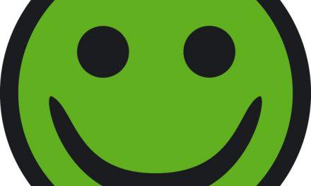 Familieafdelingen får en grøn smiley