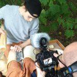 Flinthuggere genopliver oldtidshåndværk i ny udstilling