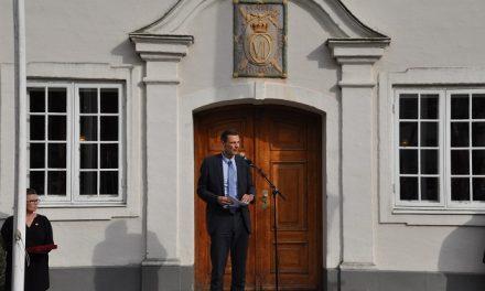 Claus Omann Jensen trækker sig som spidskandidat