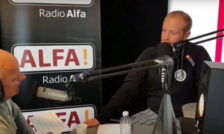 Interview med Randers HK Træner Niels Agesen før kampen i aften