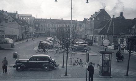 Få et glimt af livet i Randers i 1950'erne