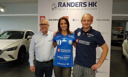Randers HK forstærker sig med ligaprofil