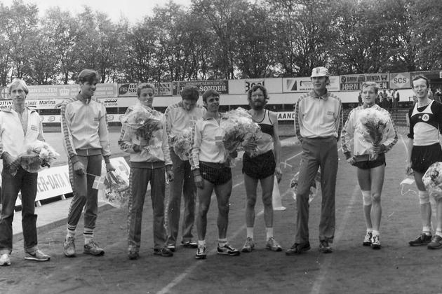 Ren nostalgi 32 år efter verdensrekord