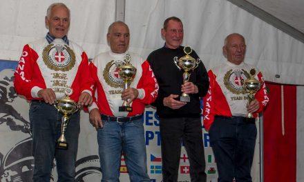 Sport: VM-sølvmedalje til Jimmy Smed på 79