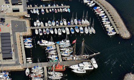 Politikere mødes på Udbyhøj Lystbådehavn