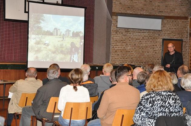 Bekymrede borgere til borgermøde om byggeri på Bojesvej