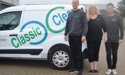 Stor vækst hos Classic Clean