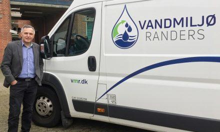 Randers Spildevand bliver til Vandmiljø Randers A/S