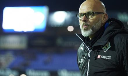 Randers FC og Ólafur Kristjánsson stopper samarbejdet