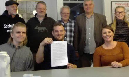 Partier og lister indgår aftale om borgerinddragelse