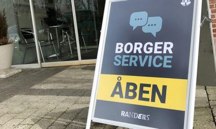 Randers Kommune åbner borgerservice i flere landdistrikter