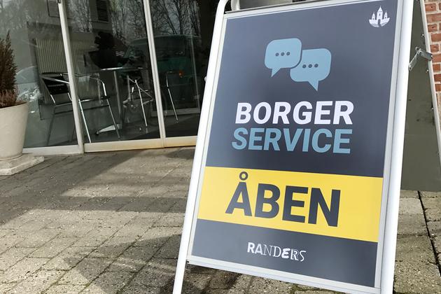 randers kommune borgerservice