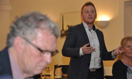 Politiske diskussioner i Nørhald