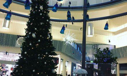Julen er glædernes tid…..