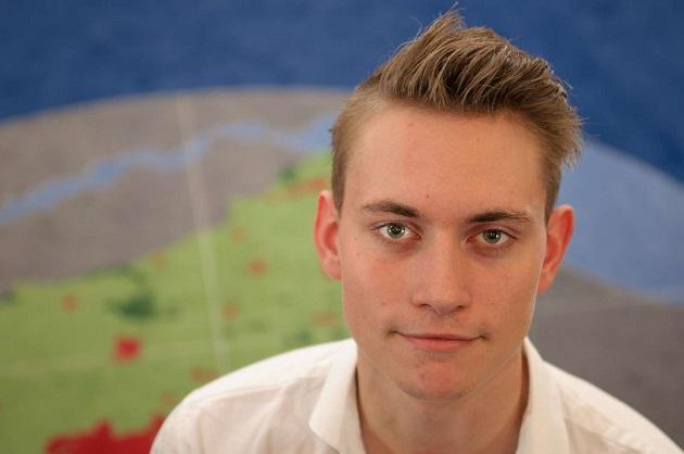 Christian Brøns er ny gruppeformand for Venstre i Randers