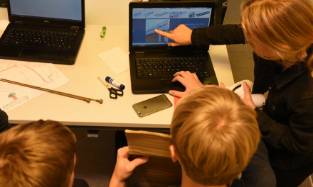 Otte Randers-klasser dyster om finaleplads i Projekt Edison