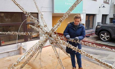 Nu tændes nye julelys i Randers