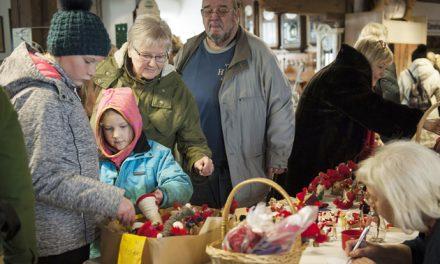 Museum byder på julemarked